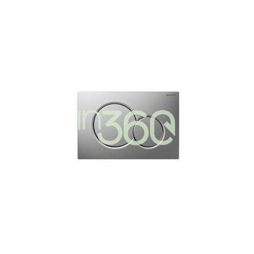Geberit Sigma01 Przycisk uruchamiający przedni chrom matowy 115.770.46.5