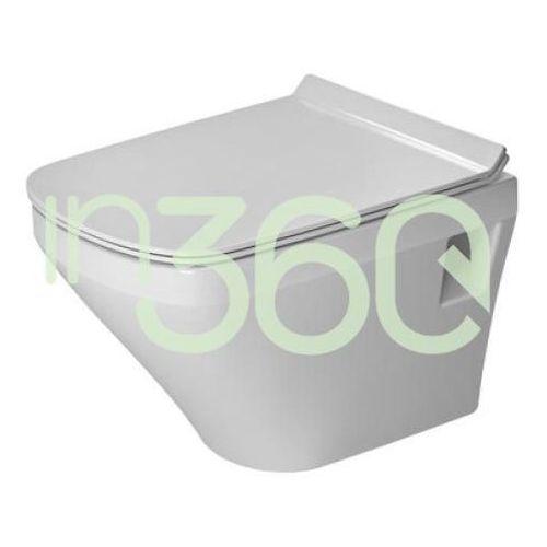 Duravit DuraStyle Miska Wc wisząca Compact 37x48 cm 2539090000