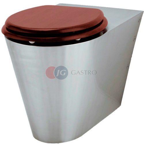 Miska WC stojąca do łazieniek dla osób niepełnosprawnych Intra WCG4E-HC