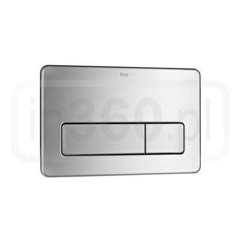 Roca Pl3 przycisk 2-funkcyjny antywandal inox A890097004