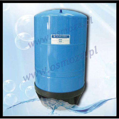 Global water Metalowy zbiornik do ro 40 litrów