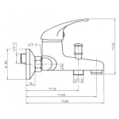 Bateria Ferro TITANIA IRIS 92020/1.0