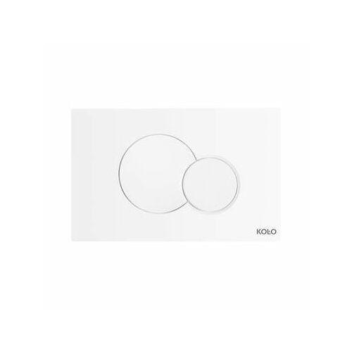 KOŁO ECLIPSE 2 TECHNIC GT Przycisk, biały 94150-001, 94150-001