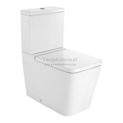 Roca Inspira Square miska WC do kompaktu A342537000