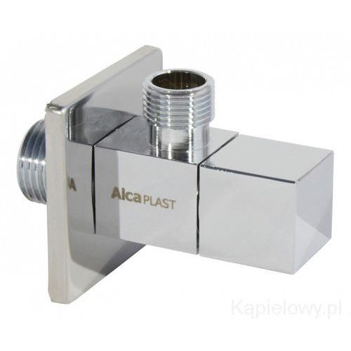 Alcaplast Zawór kątowy czworokątny 1/2 x 3/8 arv002