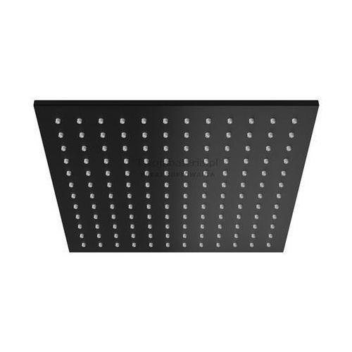 deszczownica kwadratowa 25x25 cm czarna q25b marki Kohlman
