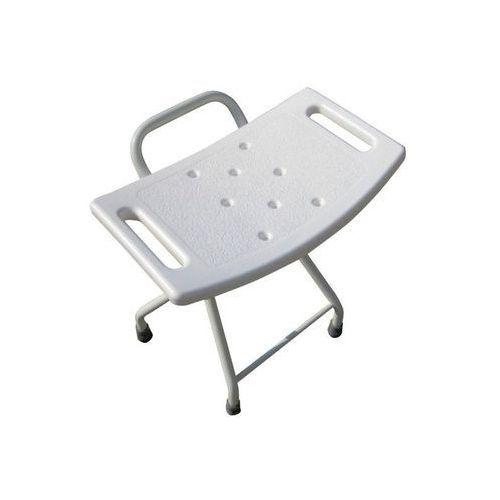 Armedical Taboret prysznicowy składany - stalowy