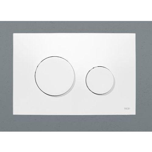 Tece przycisk spłukujący TECEloop biały antybakteryjny 9240640