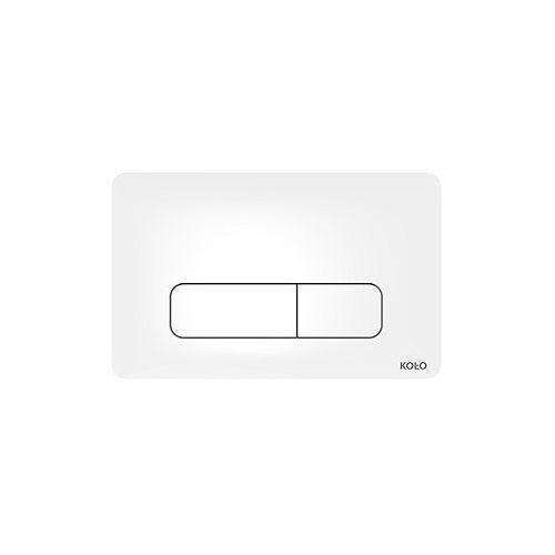Koło przycisk spłukujący Nova Pro do stelaża Koło Technic GT do WC biały 94160001
