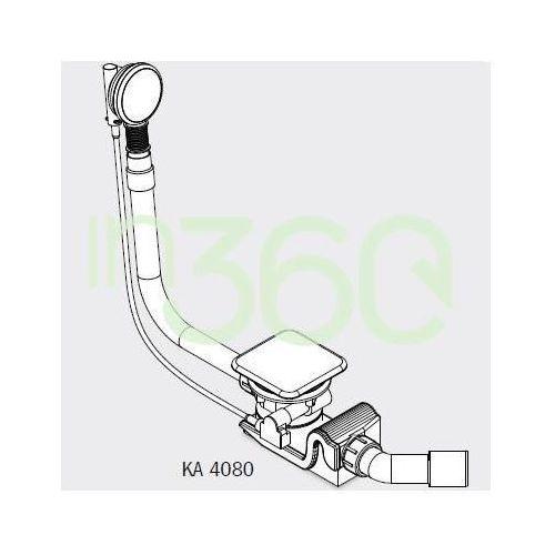 Kaldewei Syfon Mod. Ka4080, biały 687772000001