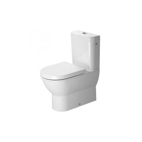 Duravit Darling New Miska toaletowa stojąca biała WonderGliss 21380900001