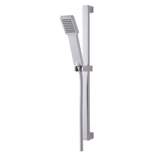 Zestaw prysznicowy abela 1-funkcyjny chrom marki Cooke&lewis