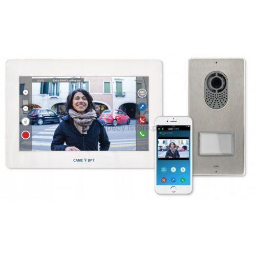 DOMOFON VIDEO CAME PLACO + XTS WiFi 7 cali