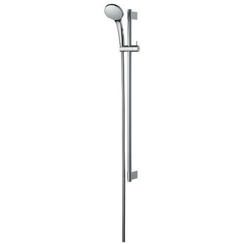 Ideal standard idealrain pro m1 zestaw natryskowy z jednofunkcyjną słuchawką 100mm, drążek 900mm b9835aa