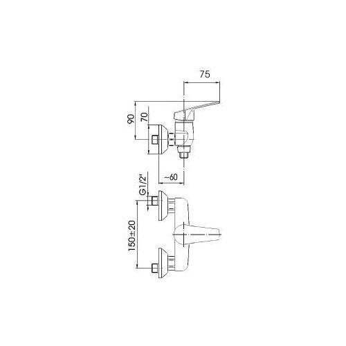Bateria KFA Rodon 456-020-00