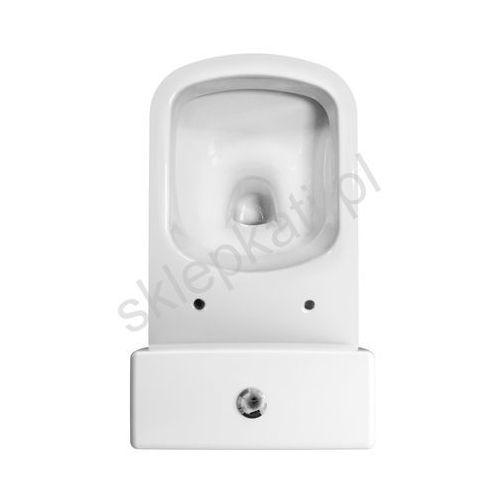 CERSANIT COLOUR Kompakt WC z odpływem poziomym K103-013 * OSTATNIA SZTUKA W PROMOCJI! (5907720675189)