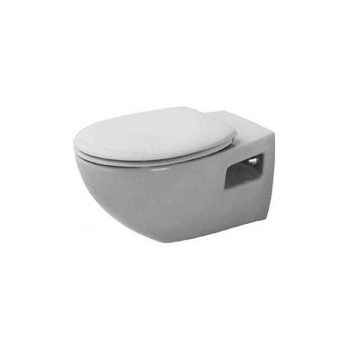 Duravit Duraplus Miska lejowa WC wisząca Colomba biała 2547090000