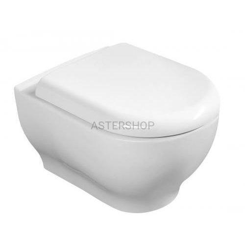 Sapho Garcia miska wc podwieszana, rimless, 36,5x52,5 cm 100514