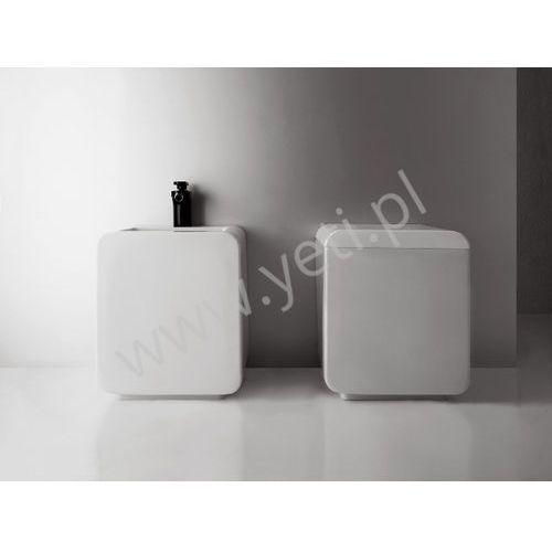 Simas OH miska stojąca z deską wolnoopadającą OH01+OH002