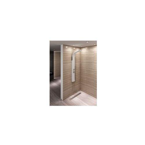 9731 panel prysznicowy, biały marki Rea