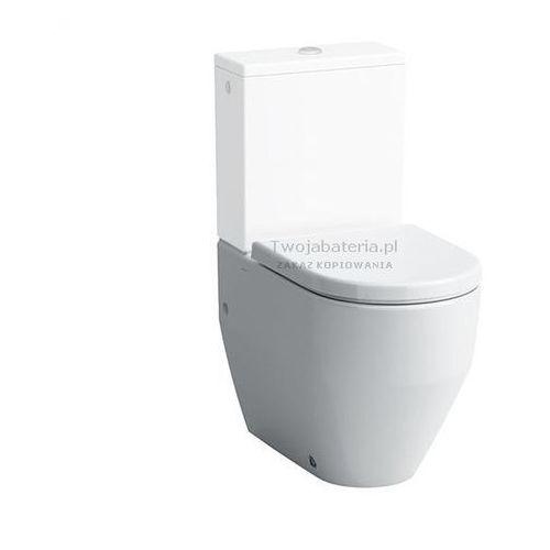 Laufen Pro A miska WC do kompaktu bez powłoki H8259520000001