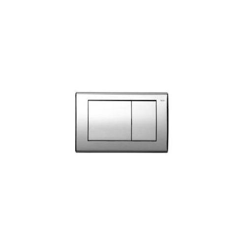 przycisk spłukujący do wc teceplanus stal chromowa połysk 9.240.321 marki Tece
