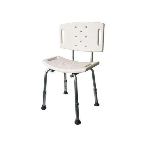 Krzesło prysznicowe z oparciem marki Thuasne