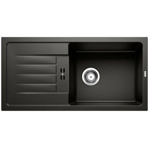 Blanco Favum XL 6 S czarny zlewozmywak silgranit - Czarny
