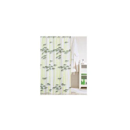 AWD INTERIOR Zasłonka prysznicowa Bambus AWD02100568