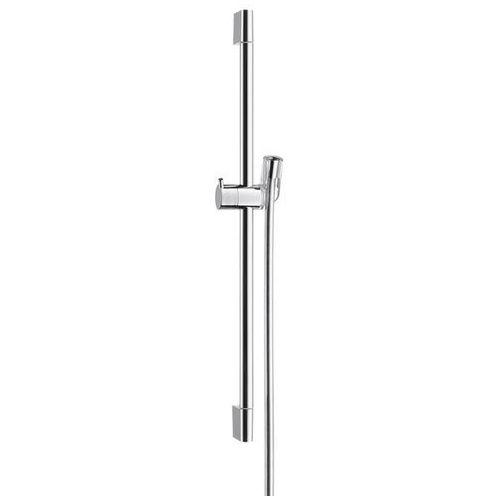 Hansgrohe drążek prysznicowy unica®'c, 0,90 m z drążkiem prysznicowym unica'c 0,65m 27611000