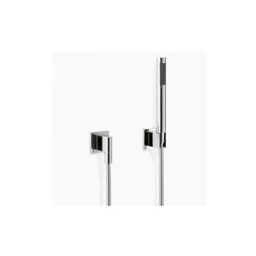 Dornbracht symetrics zestaw prysznicowy na pojedynczych rozetach chrom 27808980-00