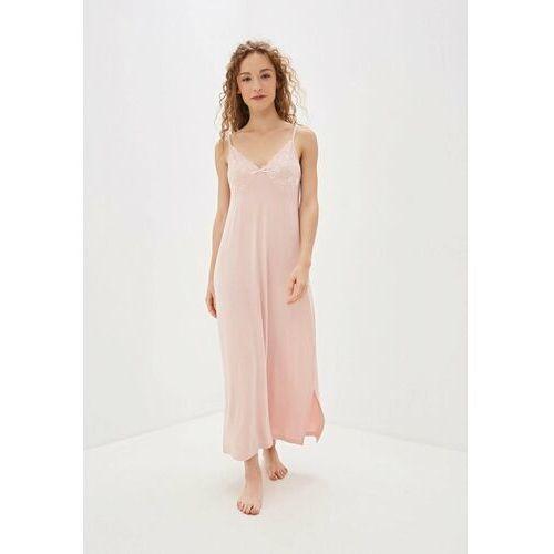 Bambusowa koszula nocna damska VERONA Różowy S, LM_6011