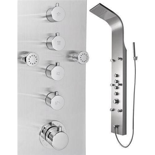 Panel prysznicowy ze stali nierdzewnej in-8879 marki Inea
