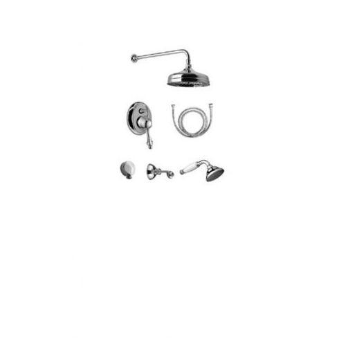 Giulini Giovani Praga Crystal zestaw prysznicowy 95ZES20/S SKORZYSTAJ Z DODATKOWYCH RABATÓW NA WYBRANE FABRYKI