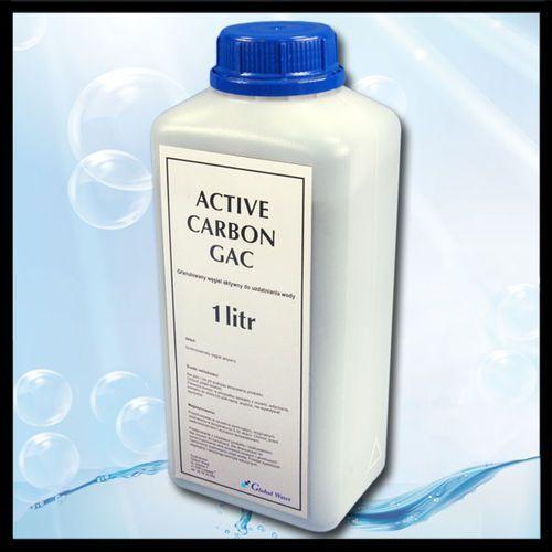 Global water Złoże do filtracji wody węgiel aktywny gac