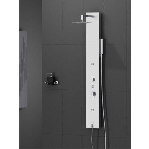 aquos panel prysznicowy natynkowy z mieszaczem exp-0004 marki New trendy