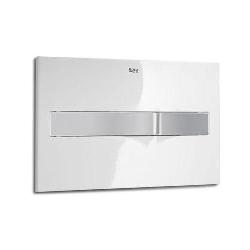 ROCA PL2 Przycisk z funkcją 3/6l, biały/chrom mat A890096005, A890096005