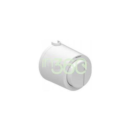hytouch pneumatyczny przycisk uruchamiający wc typ 01, ręczny, natynkowy, dwudzielny, biały 116.048.11.1 marki Geberit