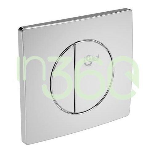 Ideal Standard przycisk spłukujący do stelaża w3089/w3090aa chrom W3091AA