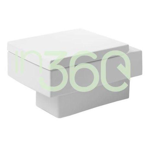 Duravit vero miska wc wisząca 54,5x37 cm biała 2217090064