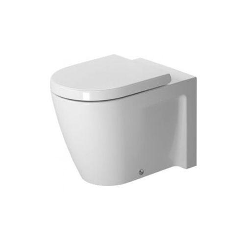 Duravit starck 2 miska lejowa wc stojący biała 2128090000