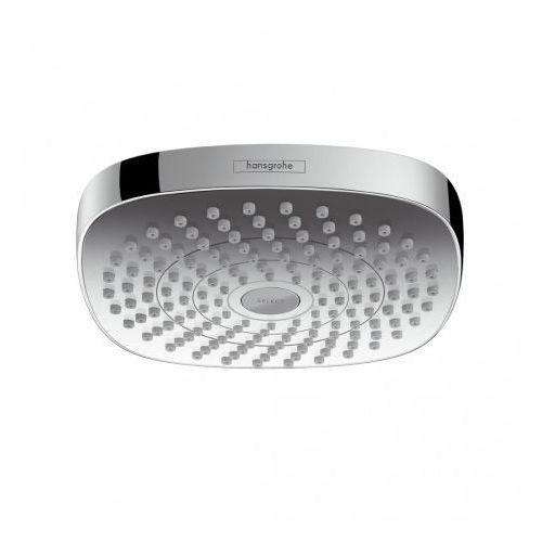 Głowica prysznicowa croma select e 180 2-jet 26524400 biała marki Hansgrohe