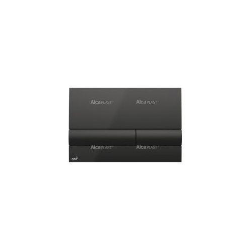 ALCAPLAST M1718 Przycisk, czarny