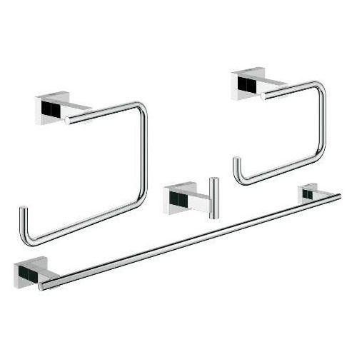 Grohe zestaw akcesoriów 4w1 Essentials Cube 40778001