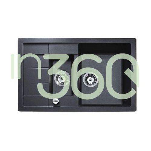 Teka  zlewozmywak granit astral 60 b-tg metalic onyks 88957