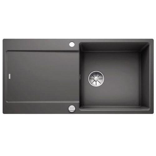 BLANCO IDENTO XL 6 S-F - Bazaltowy