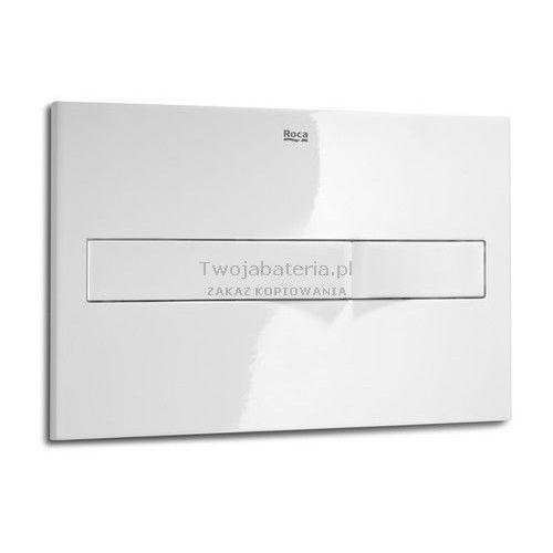 przycisk spłukujący pl2 single biały a890096100 marki Roca