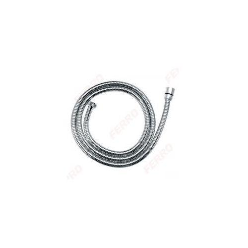 Ferro wąż prysznicowy metalowy rozciągliwy 150 200 cm w05