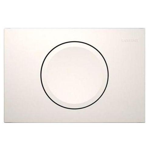 przycisk uruchamiający do spłuczek podtynkowych up100 delta11 biały 115.120.11.1 marki Geberit