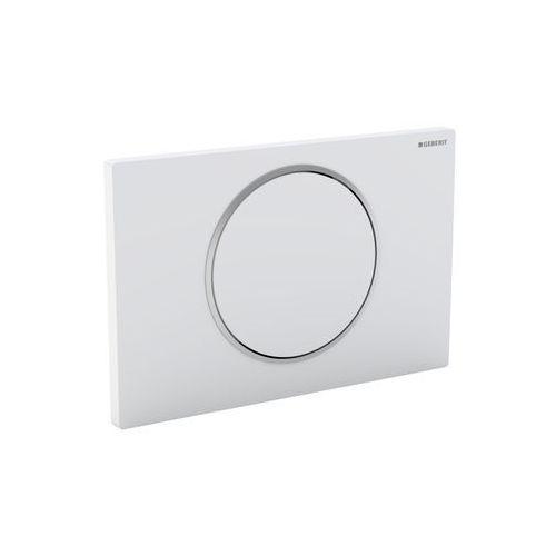 Geberit przycisk uruchamiający Sigma10 biały/chrom 115.758.KJ.5